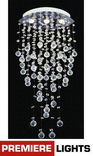 premiere luminaire montreal ligthing chandeliers home light fixtures crystal bubbles montr al. Black Bedroom Furniture Sets. Home Design Ideas