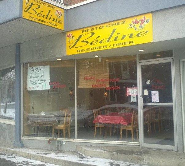 Restaurant bedine montr al qc ourbis for Equipement de restaurant montreal