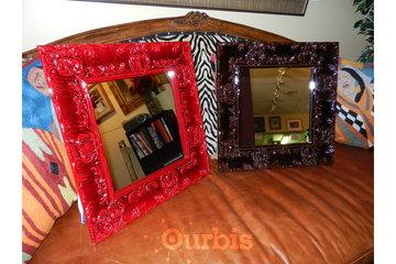 Frame Of Mind à Edmonton: Custom mirrors!
