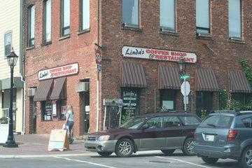 Linda's Coffee Shop in Charlottetown