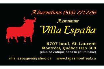 Restaurant Villa Espana