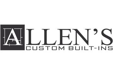 Allen's Built-In Cabinetry