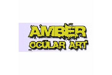 Amber Ocular Art