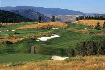 Predator Ridge Golf Resort in Vernon: Golf Course