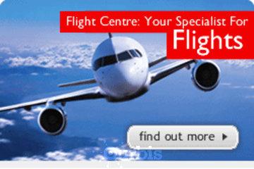 Flight Centre Kerrisdale in Vancouver