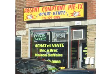 Argent Comptant Pie-IX
