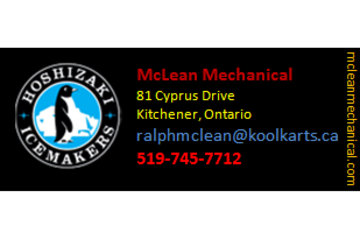 McLean Mechanical in Kitchener: Logo