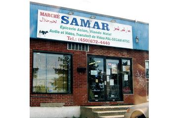 Marché Samar
