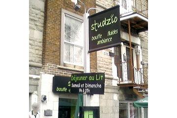 Studzio à Montréal