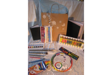 Art Works Art School in Toronto: art supplies we carry