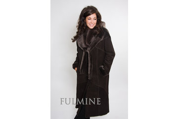 Fulmine Shearling And Mink à Montréal