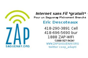 ZAPSaguenay.org