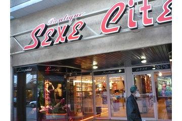 Boutique Sexe Cité à Montréal