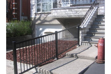 L V Novabec Construction Inc à LaSalle: rampe