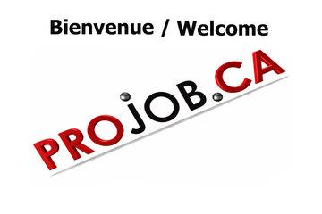 ProJob site d'emploi en ligne