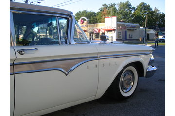 A and A Detailing in Lindsay: edsel front