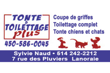 Tonte et Toilettage Plus