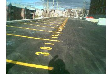 Marquage Scellant Pavement in Montréal