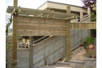 Ridgewood Construction in Victoria: Privacy Arbor