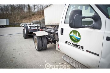 City Wide Environmental Cleaning à surrey: City Wide Truck Greater Vancouver, BC, Canada