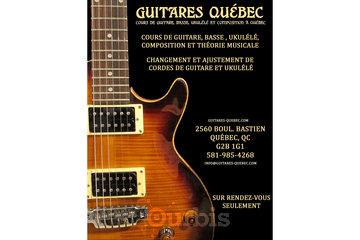 Guitares Québec