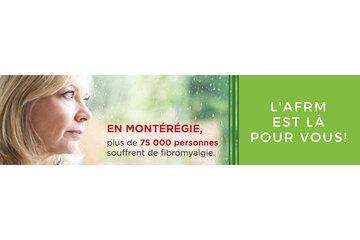 Association De La Fibromyalgie Région Montéregie in Longueuil