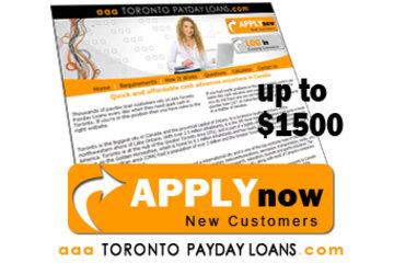 AAA Toronto Payday Loans