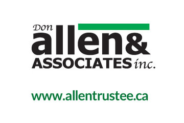 Don Allen Trustee in Bankruptcy