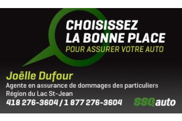 Joëlle Dufour, agente en assurance de dommages des particuliers affiliée à SSQauto