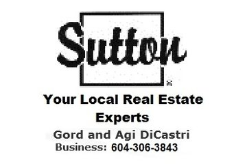 Gord DiCastri - Sutton West Coast Realty