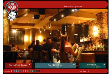 Bar Chez Roger à Montréal: bistro bar