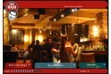 Bar Chez Roger in Montréal: bistro bar