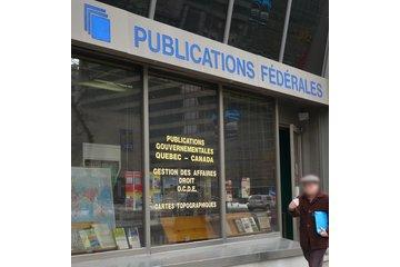 Publications Gouvernementales