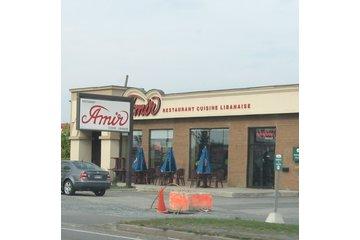 Amir Restaurant à Saint-Hubert