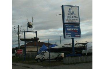 Pomerleau les Bateaux Inc à Rivière-du-Loup