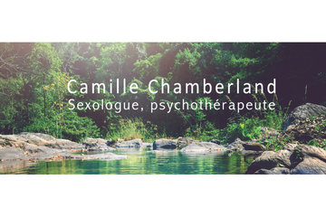 Camille Chamberland Sexologue, Psychothérapeute