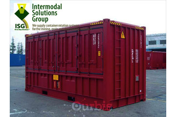 Intermodal Solutions Group - Pit to Ship Solutions Canada in Burnaby