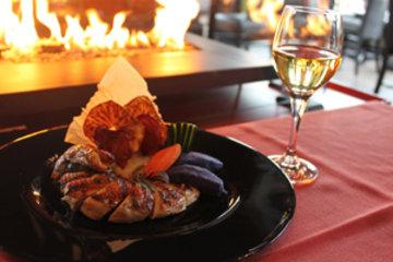 Auberge La Muse in Baie-Saint-Paul: Une fine cuisine bistro