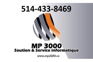 MP3000 Soutien et Service Informatique