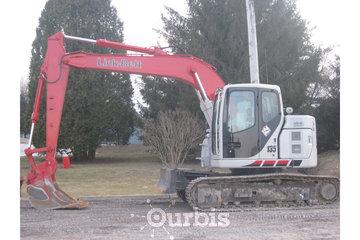 Entreprises Jacques Beaudet Inc à Parisville: Excavation