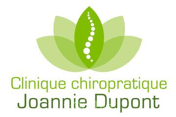 Clinique chiropratique Joannie Dupont à Boucherville: Logo de la Clinique chiropratique Joannie Dupont à Boucherville