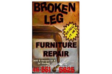 Broken Leg Furniture Repair