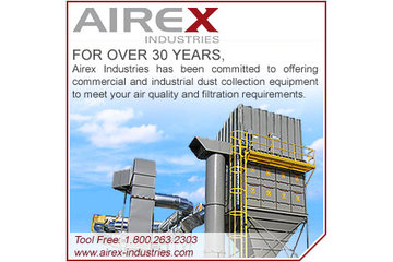 Airex Industries in Anjou