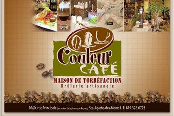 Maison Torréfaction Couleur Café à Sainte-Agathe-des-Monts
