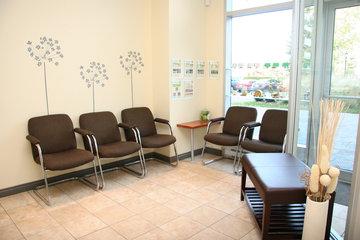 Centre de denturologie de St-Bruno in Saint-Bruno-de-Montarville: salle d'attente