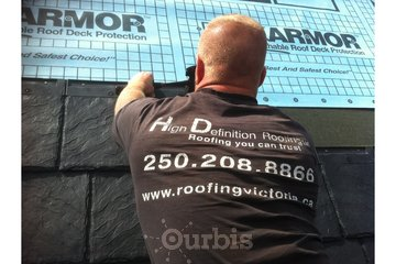 High Definition Roofing Ltd. Duncan
