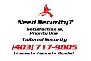 Tailored Security Services LTD in Calgary