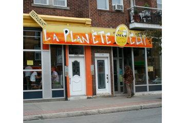 Planète Oeuf à Montréal