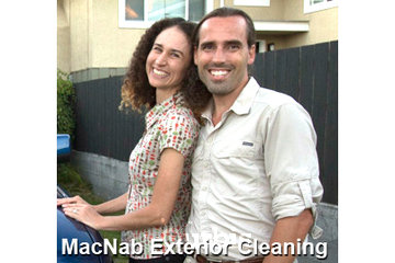MacNab Exterior Cleaning and Moss Removal