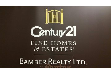 Ciro Rosales with Century 21 Bamber